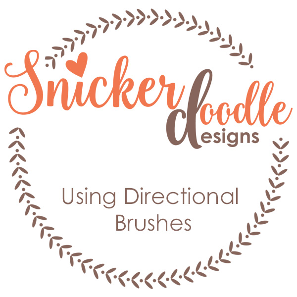 Using Directional Brushes Tutorial You Tube