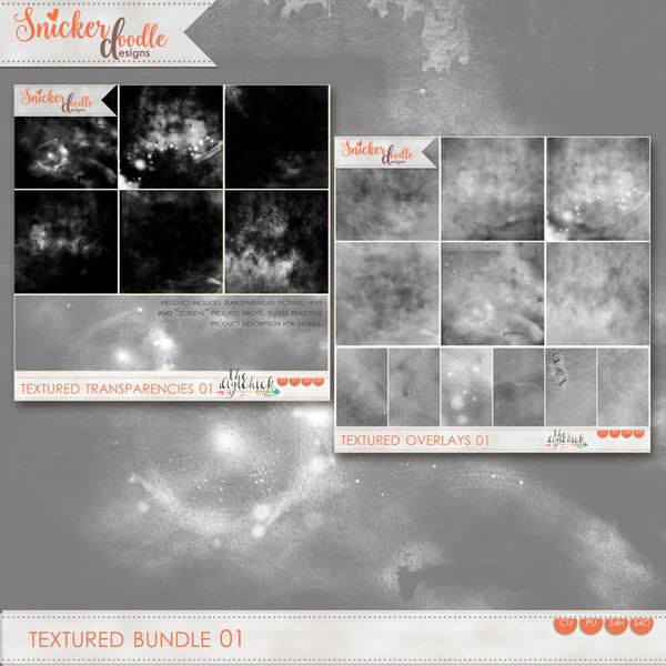 Textured Bundle SnickerdoodleDesigns