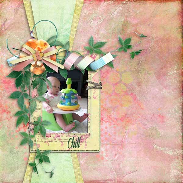 Artistry of Spring SnickerdoodleDesigns