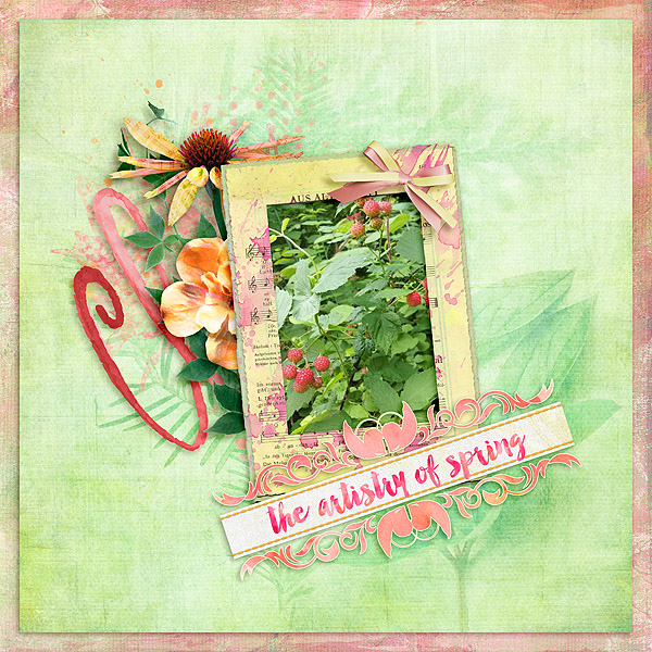 The Artistry of Spring SnickerdoodleDesigns