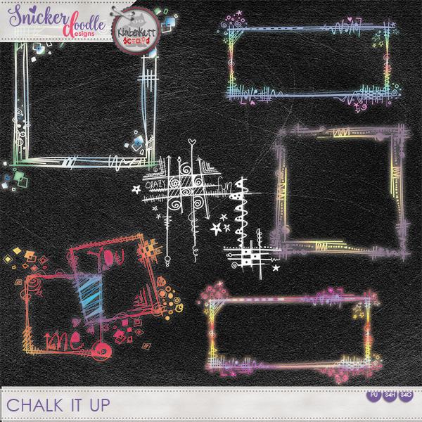 Chalk it Up SnickerdoodleDesigns