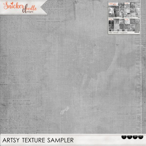 Artsy Textures Freebie SnickerdoodleDesigns