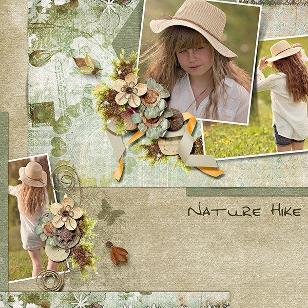 nature hike by Judy SD