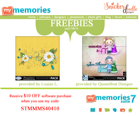MyMemories SnickerdoodleDesigns