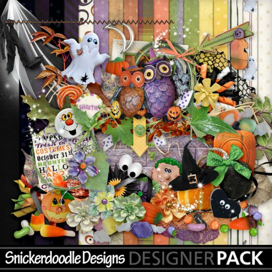 Freebie SnickerdoodleDesigns MyMemories