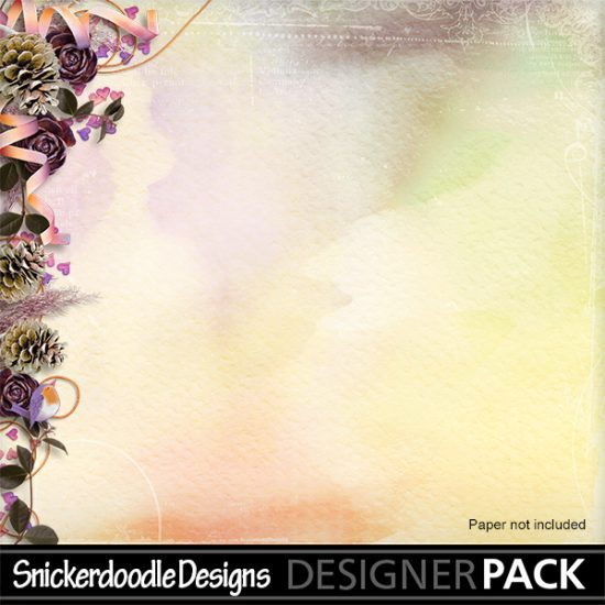 Freebie MyMemories SnickerdoodleDesigns