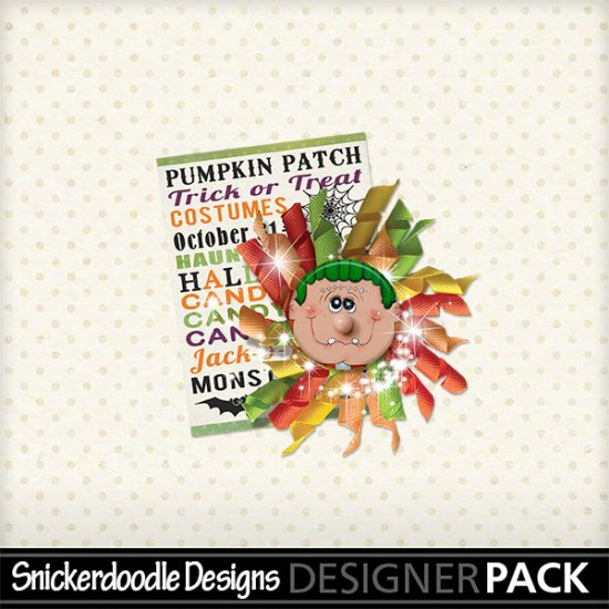 MyMemories Freebie SnickerdoodleDesigns