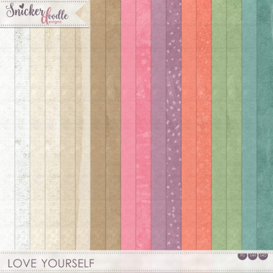Love YOurself SnickerdoodleDesigns