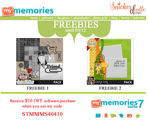 FREEBIES SnickerdoodleDesigns MyMemories