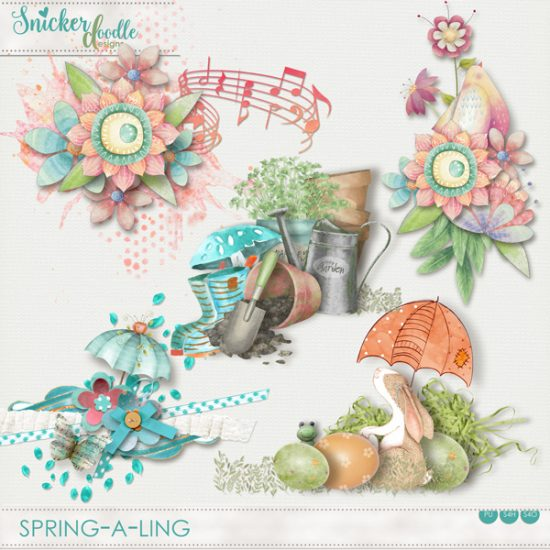 Spring Kit SnickerdoodleDesigns