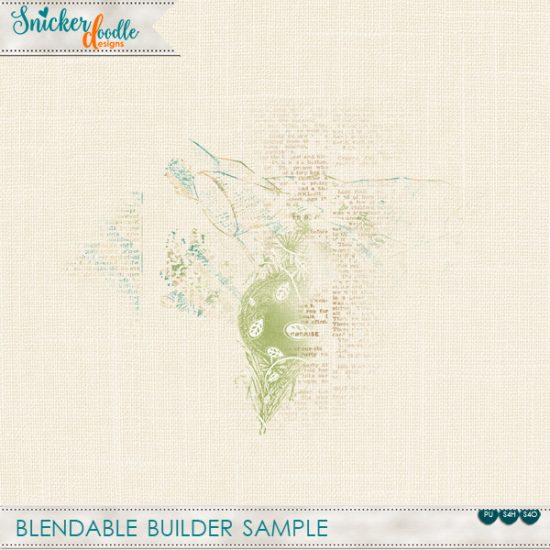 Buildable Blenders Freebie by SnickerdoodleDesigns