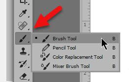 Photoshop Brush Tutorial SnickerdoodleDesigns