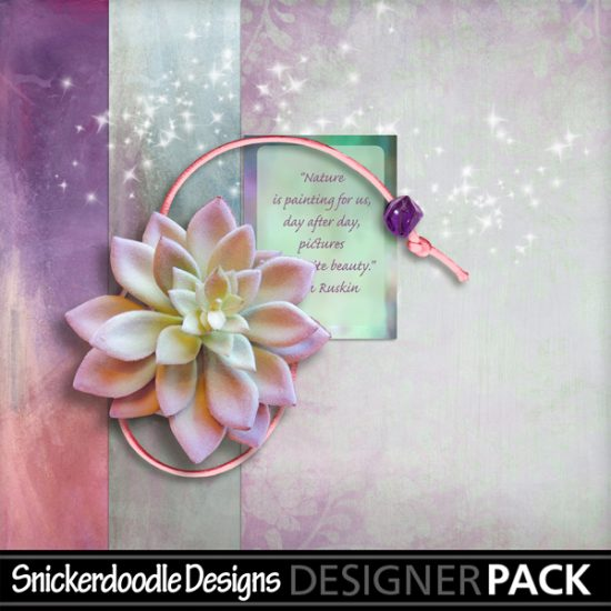 MyMemories Blog Train Freebie SnickerdoodleDesigns