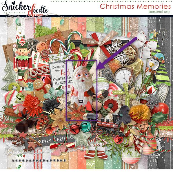 Christmas Snickerdoodle Designs