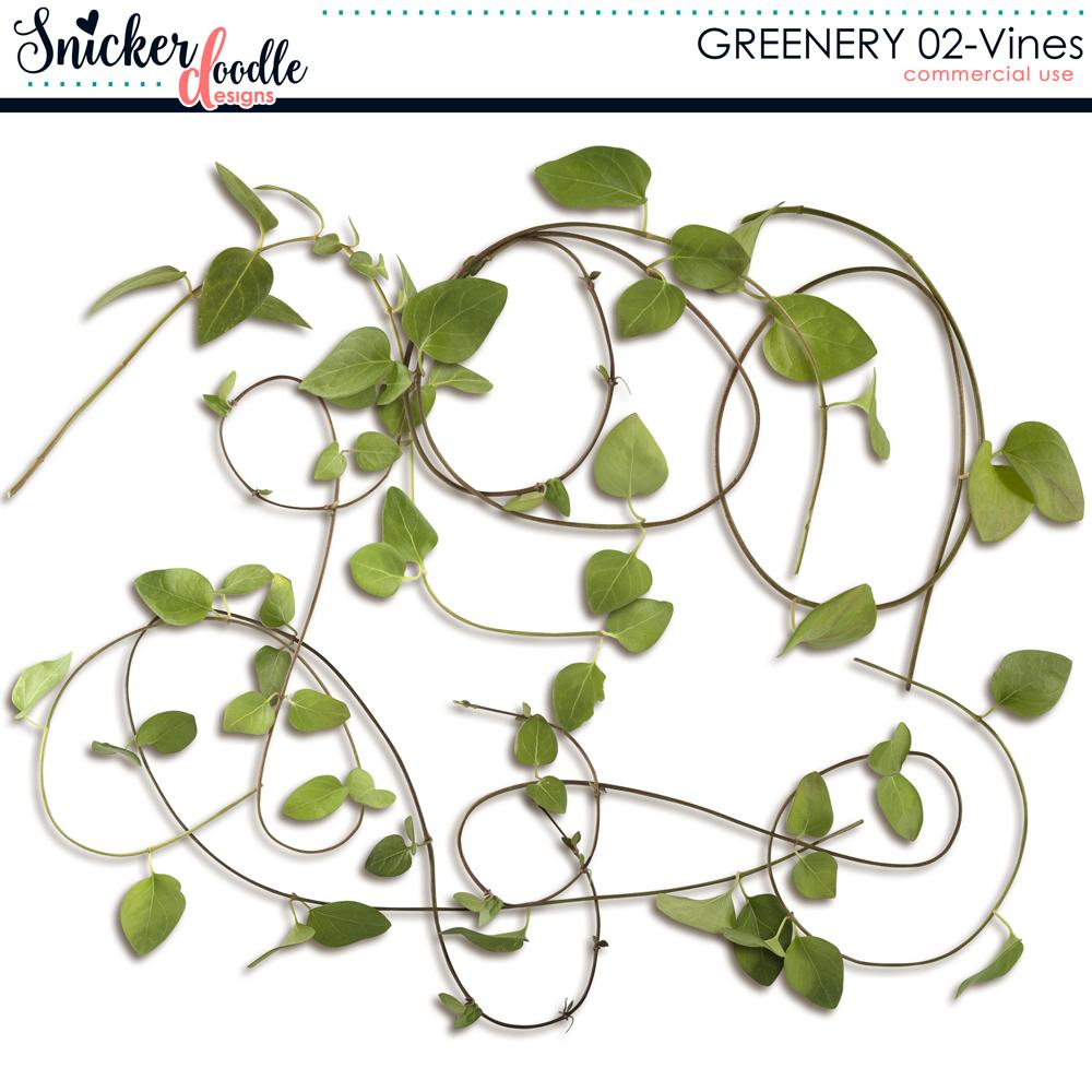 Greenery SnickerdoodleDesigns