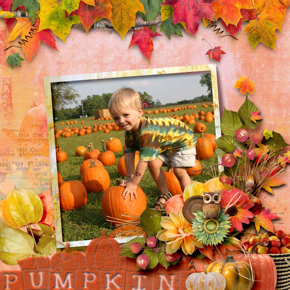 This is Me October Snickerdoodle Designs