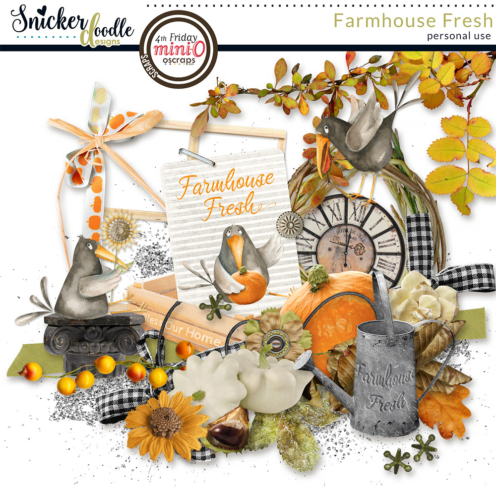 Farmhouse Fresh by Snickerdoodle Designs