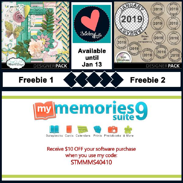 mymemories freebie snickerdoodle designs