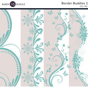Border Buddies by Karen Schulz