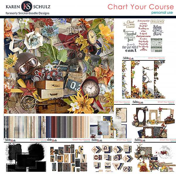 Chart Your Course Collection