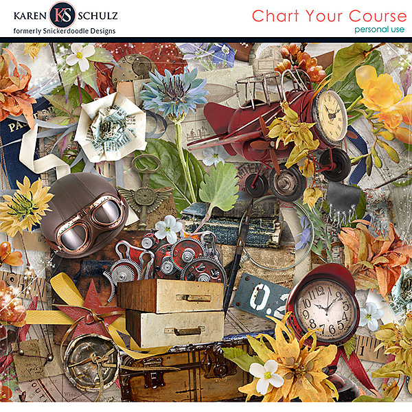 Chart Your Course Kit
