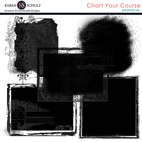 Chart Your Course Masks