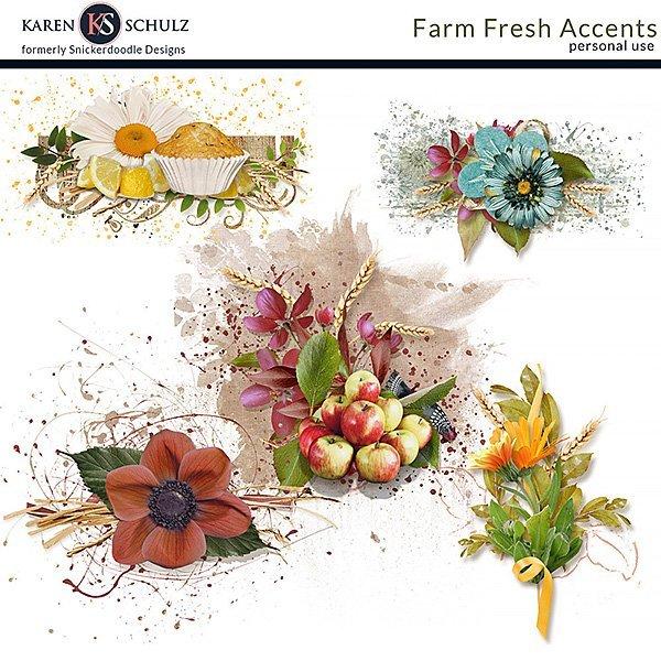 Farm Fresh Accents
