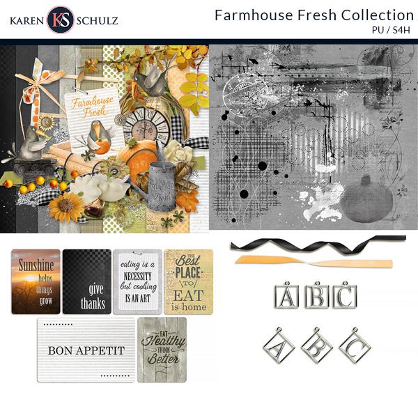 Farmhouse Fresh Collection