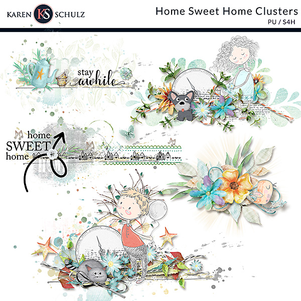 Home Sweet Home Clusters PV