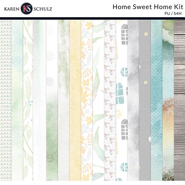 Home Sweet Home Kit PP