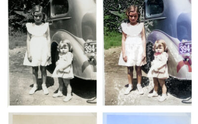 Change a Black and White Photo to Color with Photoshop's Neural Filter
