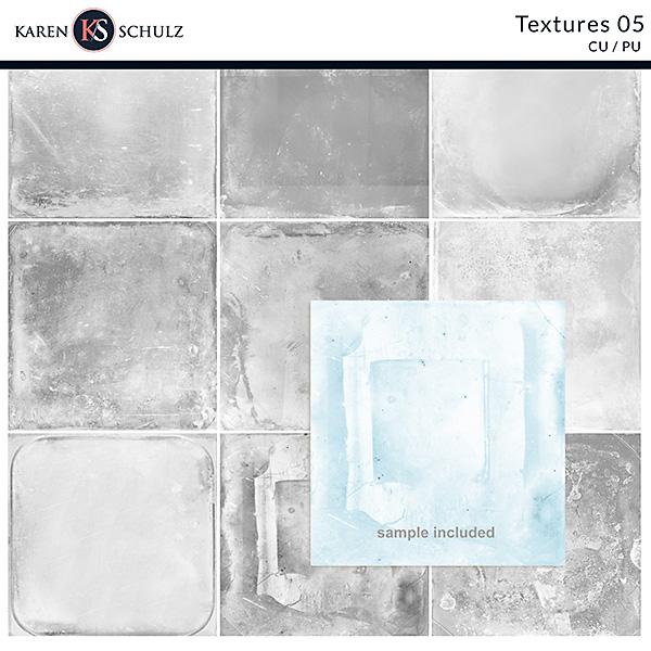 Textures 05 by Karen Schulz