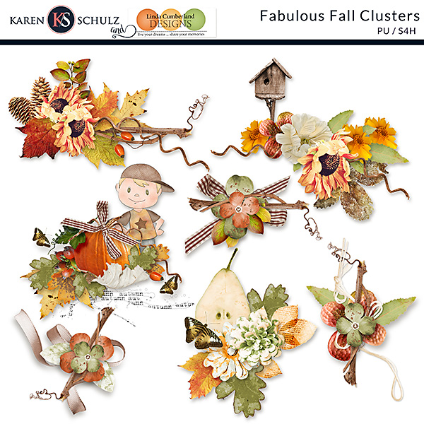Fabulous-Fall-Clusters-by-Karen-Schulz